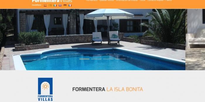 FormenteraVillas.com