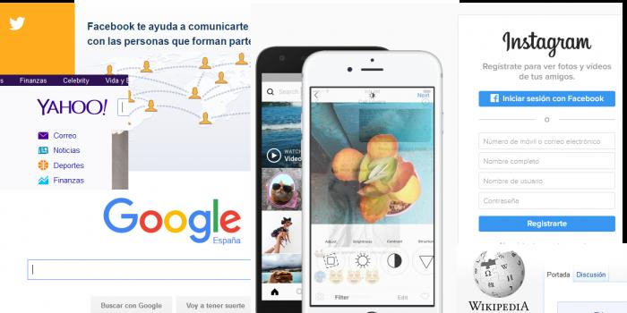 Curso práctico de internet y redes sociales de la Camara de Comercio.