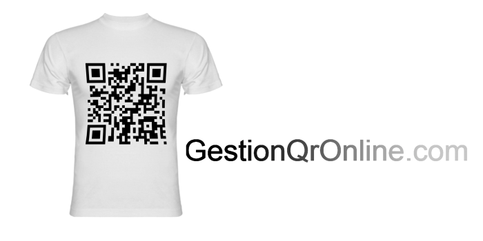 Códigos QR: Servidor y gestor administrable por el cliente.