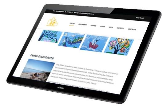 El C.E.I.P. Mestre Lluís Andreu estrena web