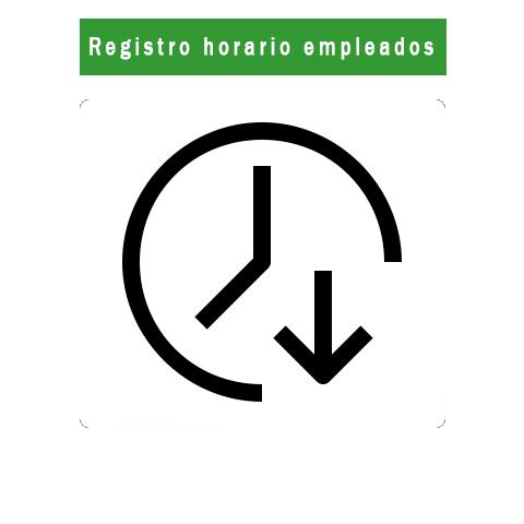 Registro Horario online para empleados